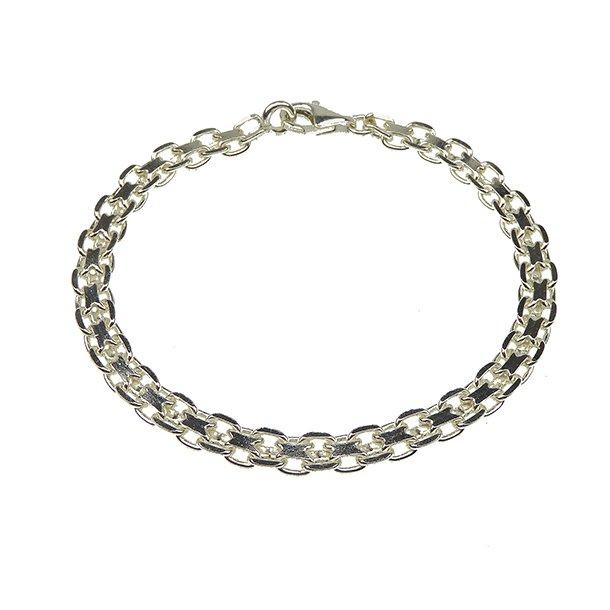 Armbånd & halskæde - Blank 5,8x2,1mm