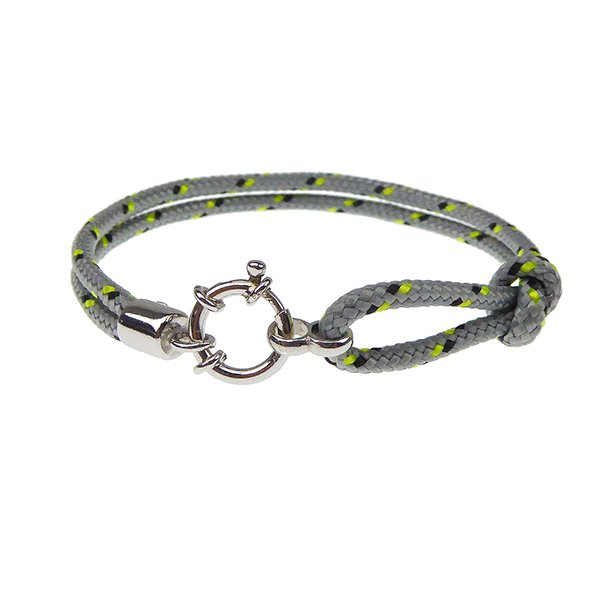 Armbånd - Outdoor Rope & Sterling Silver