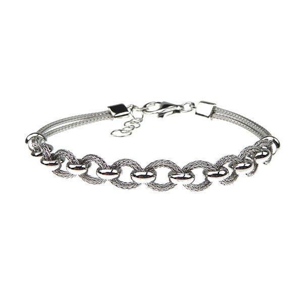 83905-A.2 rows bracelet