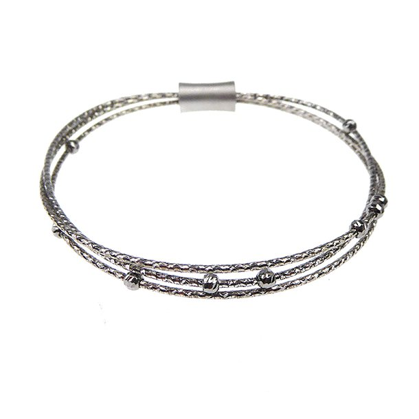 Armbånd. 3 rk/rows Bracelet