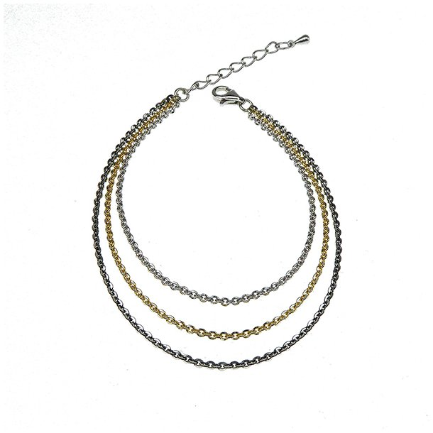 938457-Brace/Necklace-Sterlingsilver/3 colours