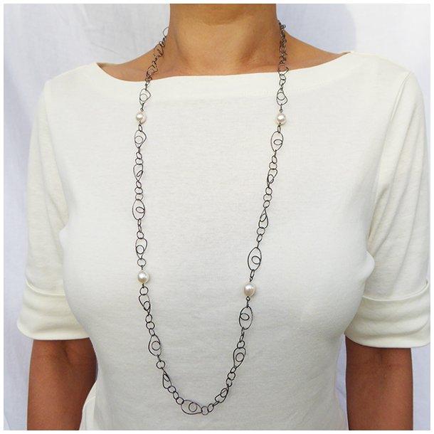 95004-L-HP.Charleston Long Necklace