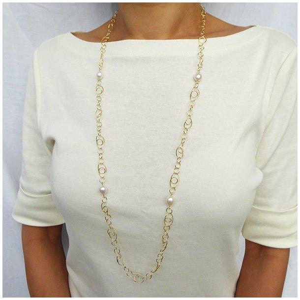 95007-L-HP.Charleston Long Necklace