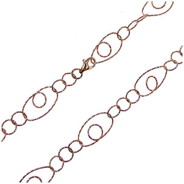 Brace/Necklace-Sterlingsilver/rose