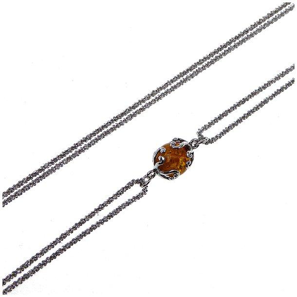 95705-Rav.Rhodium/925-DiamondCut