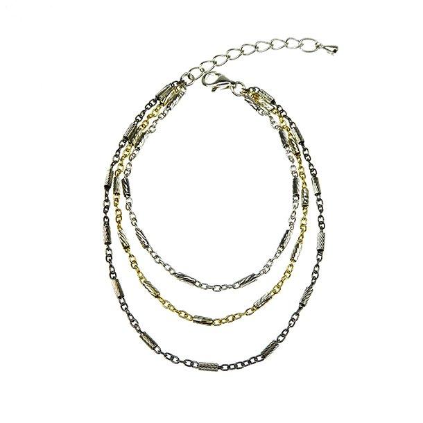 983457-Brace/Necklace-Sterlingsilver/3 colours