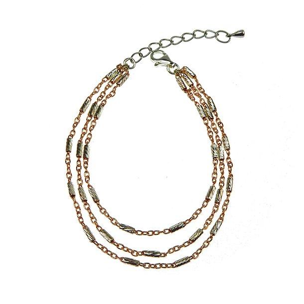983888-Brace/Necklace-Sterlingsilver/rose