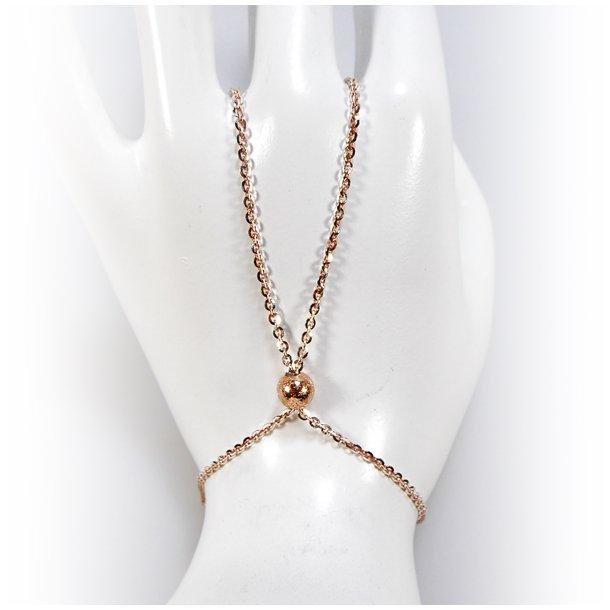 Hand Jewellery Sterlingsølv/925 Rose