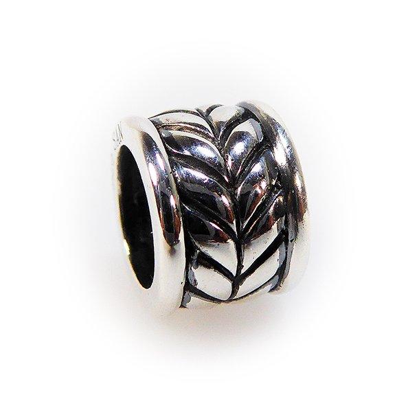 Charms - Vikings oxidised/925